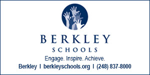 Berkley School District, Berkley, Huntington Woods, Oak Park, Michigan. Engage. Inspire. Achieve.