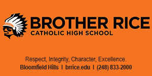 Brother Rice High School, Bloomfield Hills, Michigan.