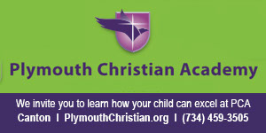 Plymouth Christian, Canton, Michigan. A non-denominational, college preparatory Christian school